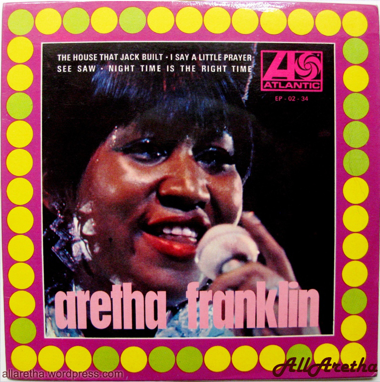 aretha franklin i say a little prayer - 530×524
