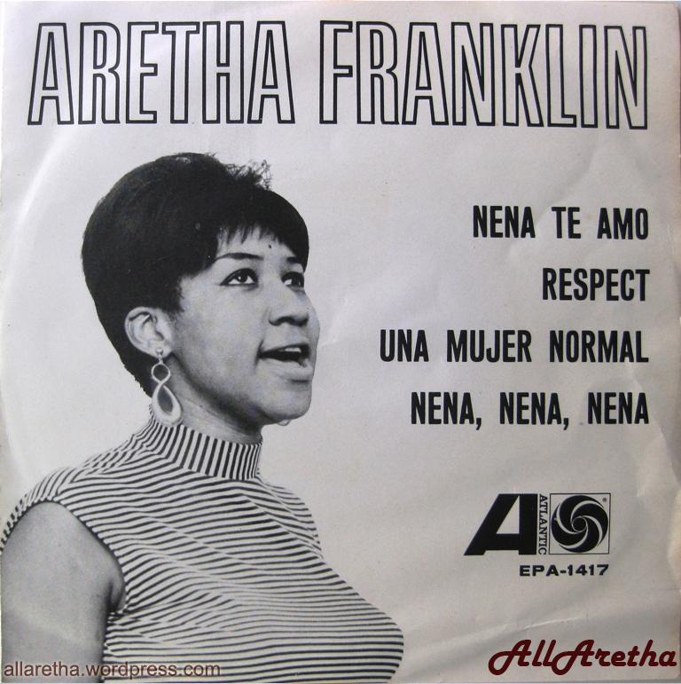 Respect aretha franklin lyrics karaoke